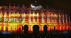 Thành phố Nga đẹp lộng lẫy dịp 100 năm Cách mạng Tháng 10