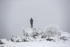 Ảnh: Thời tiết khắc nghiệt, Châu Âu tê cứng vì bão tuyết và băng giá