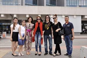 Giấc mộng đêm hè: Đón ca sĩ Mỹ Tâm và MC Jennifer Phạm ngày 6-6 tại Matxcova