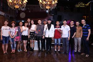 """Giao lưu gặp gỡ 3 ca sĩ trẻ chương trình """"Giấc mộng đêm hè"""" cùng các Fan tại Moscow"""