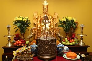 Lễ Giỗ tổ của cộng đồng người Việt tại Nga