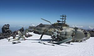 Trực thăng quân sự Nga rơi, 4 binh sĩ thiệt mạng