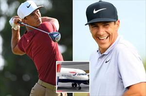 Golf thủ nổi tiếng Đan Mạch bị bắt vì sàm sỡ nữ hành khách trên máy bay