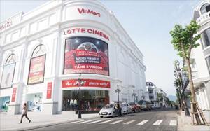 Áp đảo Lotte và AEON, Vingroup sở hữu 1,5 triệu mét vuông bất động sản, chiếm 2/3 thị phần trung tâm thương mại ở Hà Nội và Thành phố Hồ Chí Minh