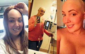 Hành trình chống lại căn bệnh ung thư vú của cô gái 27 tuổi