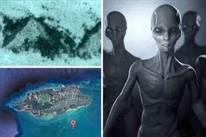 Tìm thấy kim tự tháp của người ngoài hành tinh dưới đáy biển?