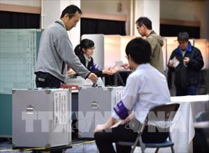 Bầu cử Hạ viện Nhật Bản: Liên minh của Thủ tướng Shinzo Abe giành chiến thắng vang dội