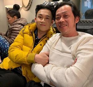 Danh hài Hoài Linh âm thầm ủng hộ em trai