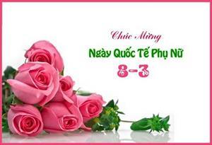 BCH HĐH Hải Phòng chúc mừng ngày Quốc tế Phụ nữ 8-3