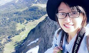 Du học Tâm Phong: Hà My - Cô gái đi tìm giấc mơ