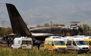 Chủ tịch nước gửi điện chia buồn vụ tai nạn máy bay quân sự Algeria