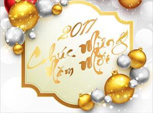 Tổ hợp đa chức năng Hà Nội-Mátxcơva:  Chúc mừng năm mới 2017