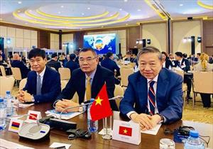 Việt Nam dự Hội nghị lãnh đạo các cơ quan an ninh quốc tế tại Nga