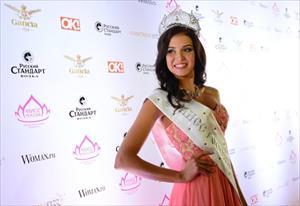 10 hoa hậu Nga khoe nhan sắc tuyệt trần