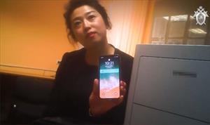 Kaluga: Nữ công dân TQ bị bắt vì đề nghị đưa hối lộ 2 điện thoại iPhone X