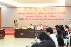 Doanh nghiệp Việt Nam đón cơ hội đẩy mạnh xuất khẩu vào LB Nga