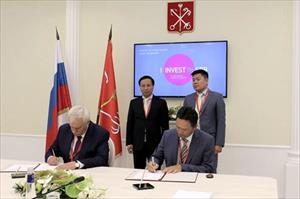 Việt Nam góp phần làm nên thành công của Diễn đàn Kinh tế quốc tế tại Nga