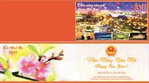 Thư chúc mừng năm mới của Chủ tịch UBND TP Hải phòng