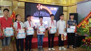 HĐH Hải Phòng: Lễ trao phần thưởng cho các cháu học sinh xuất sắc
