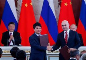 Bị Mỹ cấm đoán, Huawei bắt tay Nga phát triển hệ sinh thái AI