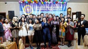 Nhà hàng Sơn Hà chúc mừng thành công Lễ kỷ niệm 5 năm ngày thành lập HĐH Hưng Yên