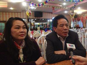 Người Việt ở chợ Sadovod và ước vọng về một năm mới 2015 yên bình