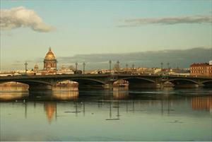 Huyền thoại về những cây cầu của thành St. Petersburg