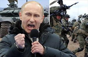 Tổng thống Putin thị sát cuộc tập trận quy mô lớn Zapad 2017