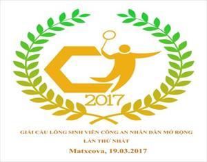 Ban tổ chức Giải cầu lông sinh viên CAND mở rộng lần thứ I: Thư cảm ơn