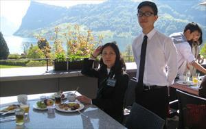 Du học Thụy Sĩ - Trường quản lý khách sạn IMI (International management institute)