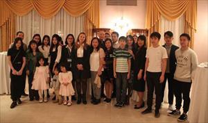 Du học Tâm Phong: Tin ảnh Hội thảo du học Thụy Sĩ ngày 4/11/2017
