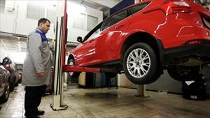 Chính phủ thắt chặt việc kiểm tra định kì cho xe ô tô