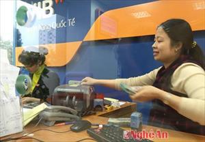 Kiều bào gửi kiều hối về các ngân hàng tại Nghệ An đạt 180 triệu USD