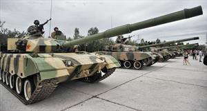 Trung Quốc rầm rập điều quân hùng hậu đến biên giới, bắn đạn suốt 11 giờ