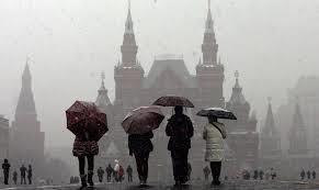 Moskva sắp có băng giá ?
