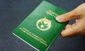 Thông báo nhặt được hộ chiếu (16/3/2017)
