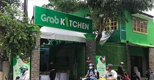 Grab chính thức mở bếp ăn đầu tiên ở Việt Nam