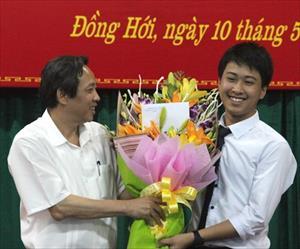 Học sinh Quảng Bình giành Huy chương Vàng Vật lý Quốc tế