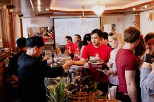 Lễ hội ẩm thực Việt Nam tại St.Petersburg