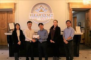 Doanh nghiệp Việt đồng hành cùng sự kiện của sinh viên nhân dịp kỷ niệm ngày thành lập Đoàn TNCS Hồ Chí Minh
