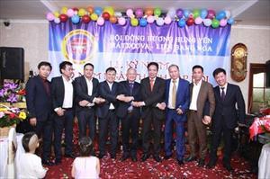 Lễ kỷ niệm 5 năm ngày thành lập HĐH Hưng Yên tại Mátxcơva - LB Nga 10/2011-10/2016
