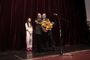 Nhà Hát Kịch HN biểu diễn tại Matxcova- Liên Bang Nga