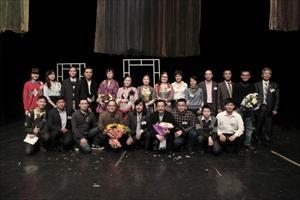 Tin ảnh: Đêm diễn của Nhà hát Kịch Hà nội tại Mátxcơva