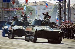 Moskva: Cấm đường chuẩn bị cho Lễ duyệt binh mừng Ngày Chiến thắng