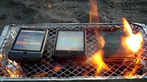 iPhone 7 có thể chống cháy?