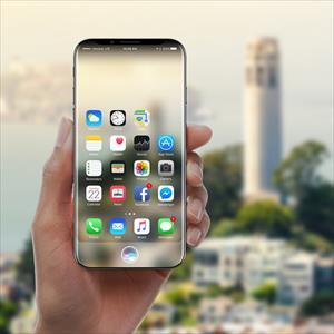 iPhone 8 hoàn toàn có thể không có cảm biến vân tay