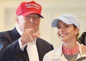 Người phụ nữ nhan sắc vẹn toàn được Tổng thống Donald Trump yêu chiều từ lúc bé