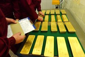 Nga khoe kho trữ vàng giúp sống khỏe trước bão cấm vận