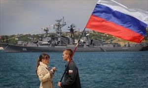 Nga điều chiến hạm diệt mục tiêu sâu 500m đến Syria