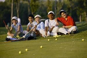 Vì sao trẻ em nên học golf ?